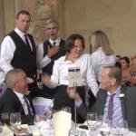 Book singing waiters UK