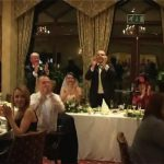 Book opera singing waiters in the UK today!