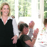 Soprano singing waiters will elevate your dinner party to amazing!