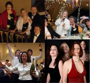 Book amazing singing waiters for hire UK